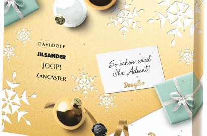Douglas Damen und Herren Adventskalender 2015 JOOP Lancaster Jil Sander Gutschein