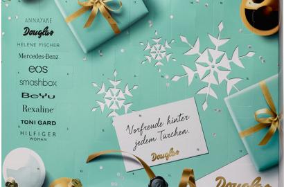 Douglas Eigenmarken Exklusivmarken Damen Adventskalender