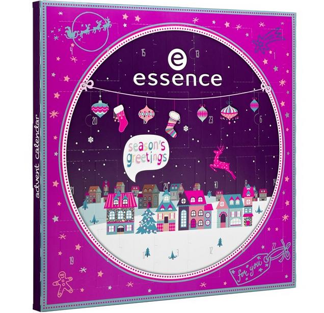 Essence Nagellack Adventskalender 2015