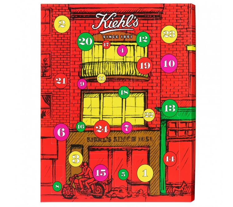Kiehls Adventskalender 2015