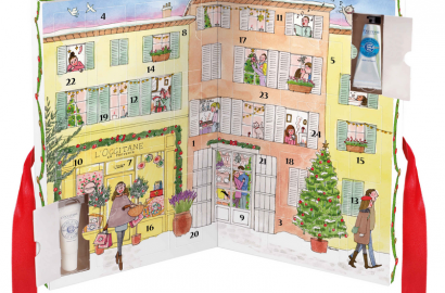 L'Occitane En Provence Beauty Adventskalender 2015