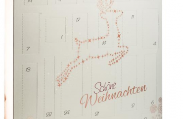 Parfumdreams Adventskalender 2015 Artdeco Parfumminiaturen