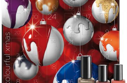 Youstar Nagellack Adventskalender 2015