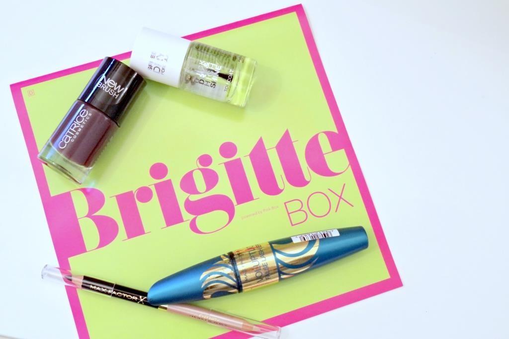 Brigitte Box März 2016 Beauty Box Überraschungsbox Kosmetik Makeup Jungle-006