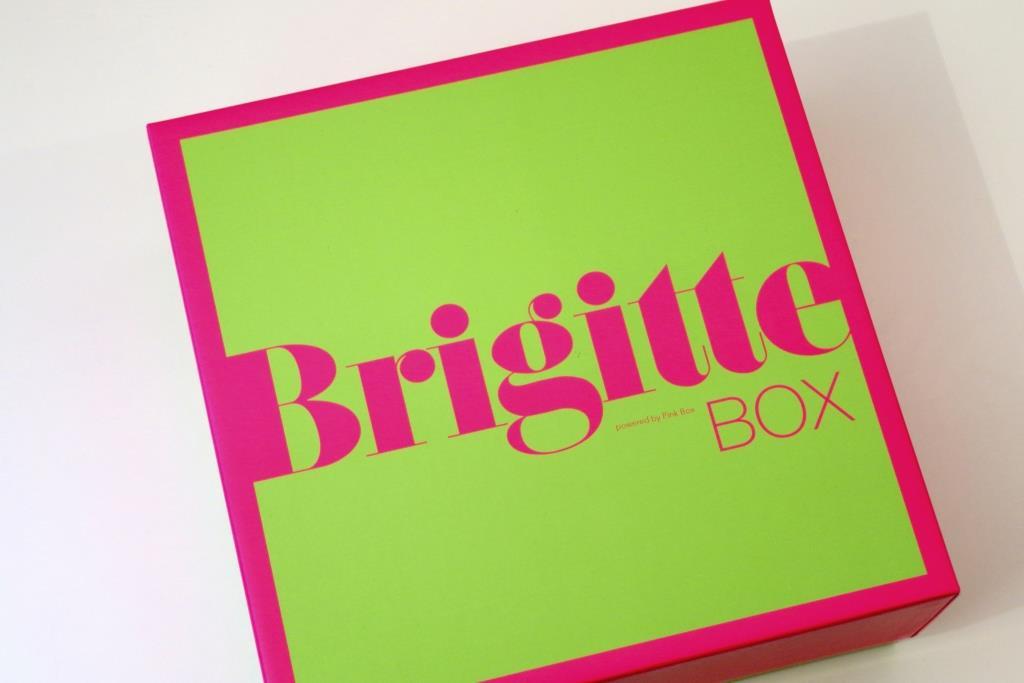 Brigitte Box März 2016 Beauty Box Überraschungsbox Kosmetik Makeup Jungle