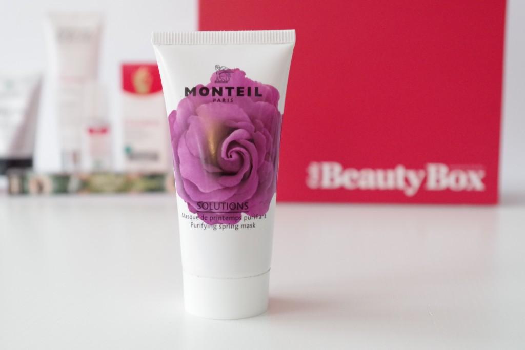 Gala Beauty Box Roter Teppich Annemarie Börlind Monteil Purifying Spring Mask Rose Duftrichtung Mavala Alessandro Teeez