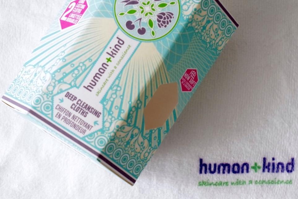 Mikrofasertücher zum Abschminken - Human+Kind Deep Cleansing Cloths 01