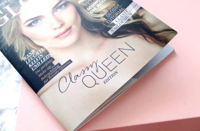 Glossybox 2016 Classy Queen Mai Beautybox UNANI Icona Nivea Sans Soucis Catrice-003