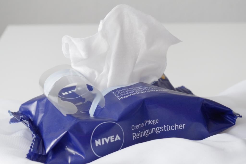 Nivea Creme Pflege Reinigungstücher Review