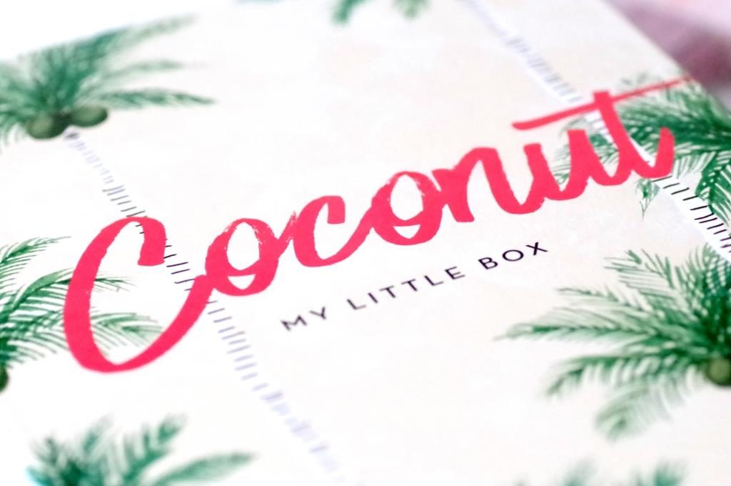 My Little Box Coconut Juli 2016 Inhalt Lets get Lost Paris Bumble and Bumble Weleda