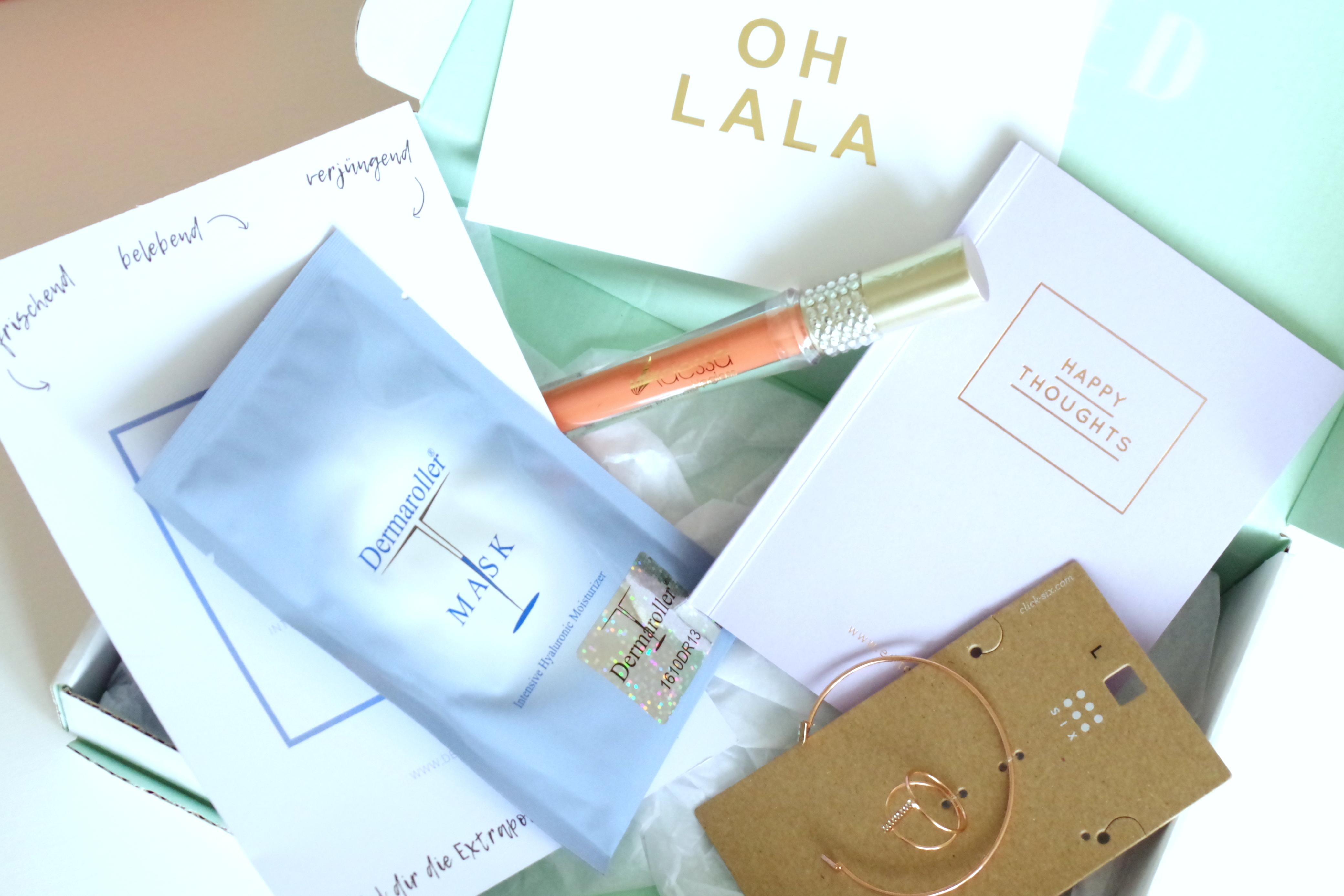 kostenlose Edited Beauty Box April 2017