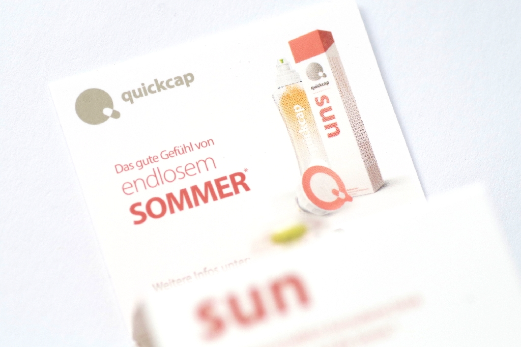 Glossybox Unboxing - Salsa Summer Nights - Quickcap Sun