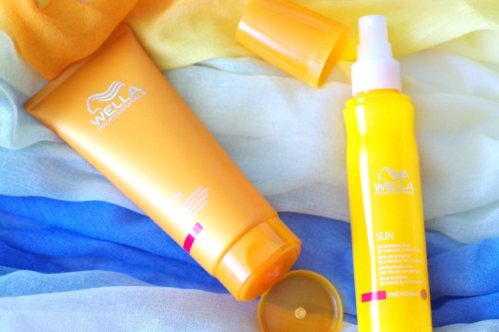 Wella Sun Haarpflege für den Sommer